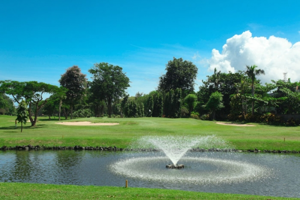 The Bali Beach Golf Course - 18 holes US$ 75